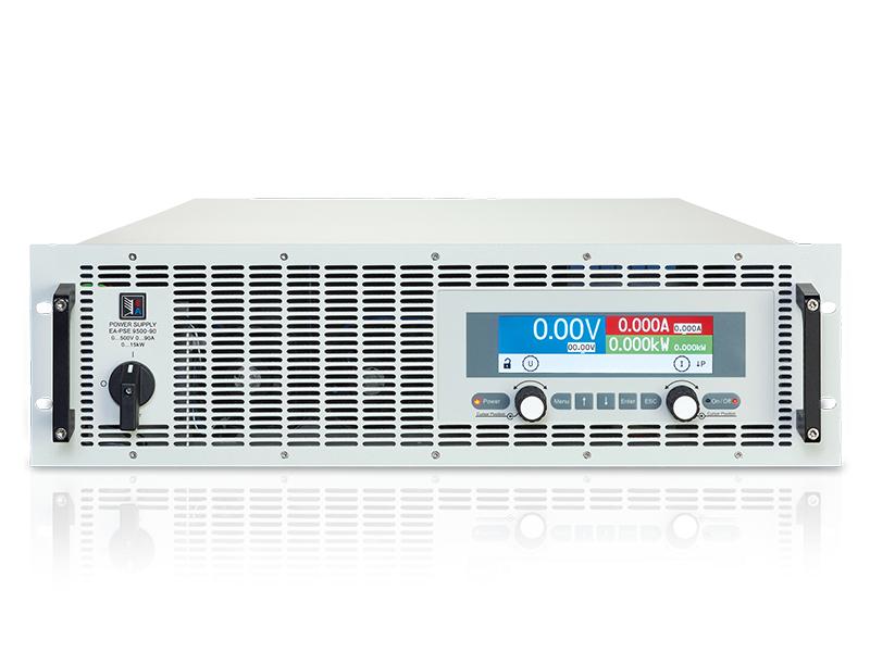 Serie PSE 9000 3U 3,3kW hasta 15kW