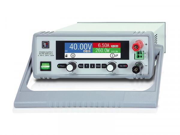 Labornetzgerät 0...40 V/0...20 A