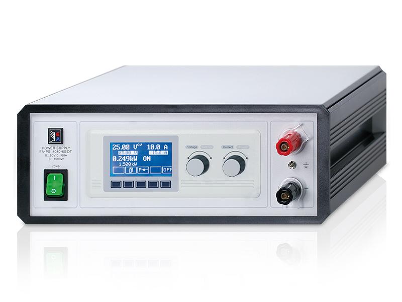 Série PSI 8000 DT de 320 W à 1,5 kW