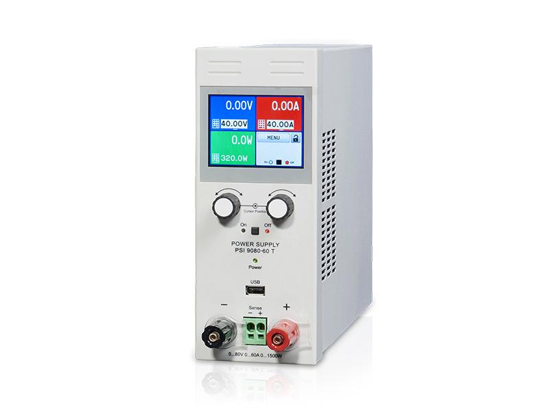 Serie PSI 9000 T 320W hasta 1,5kW