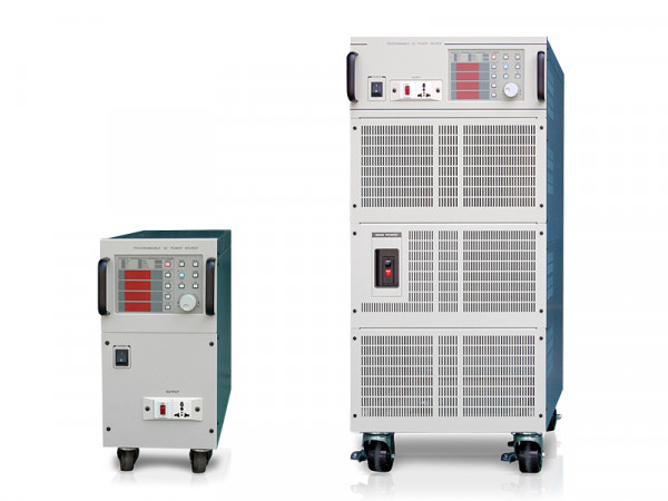 AC-QUELLE 1x 0-300V/63A 45 - 450 Hz