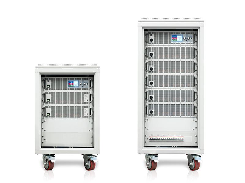 Serie PSI 9000 15U-24U 30 kW hasta 90 kW