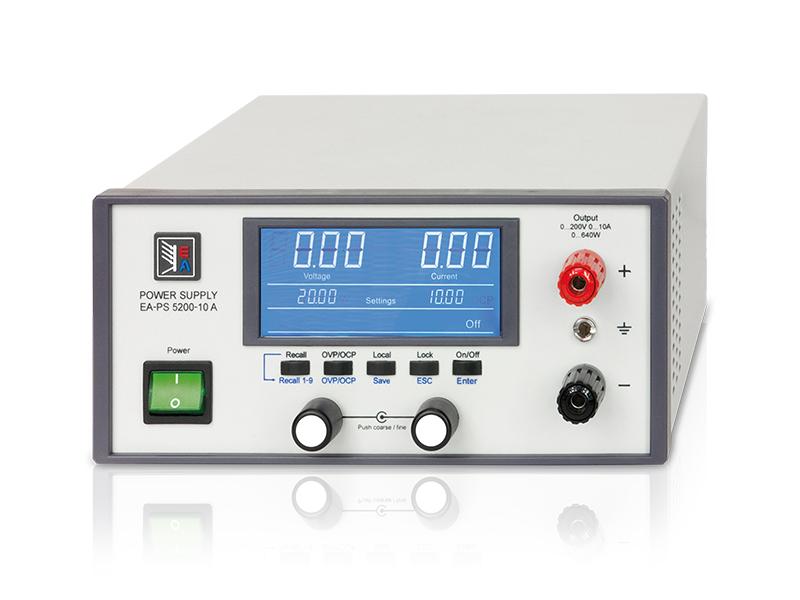 Serie PS 5000 160 W hasta 640 W