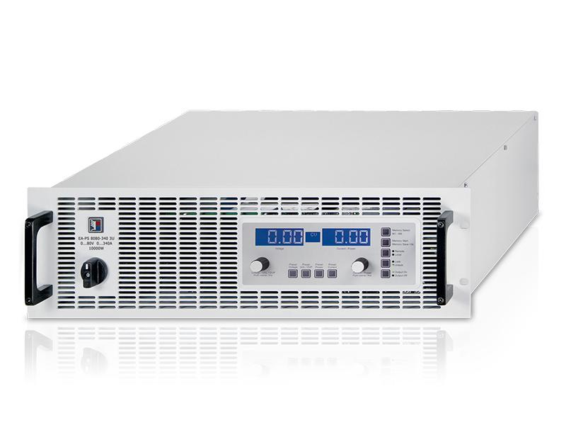 Série PS 8000 3U de 3,3 à 15 kW