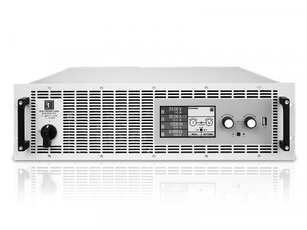 Elektronische Last 0...750V / 0...66A
