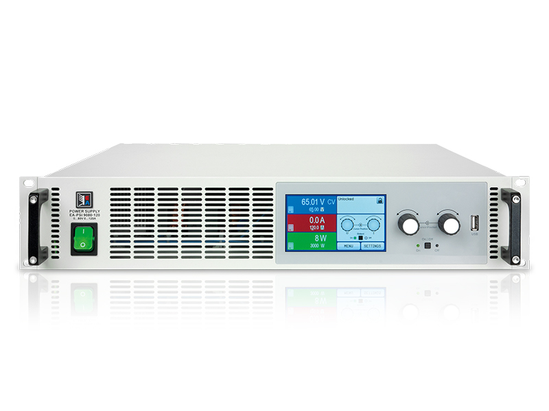 Serie PSI 9000 2U 1kW hasta 3kW