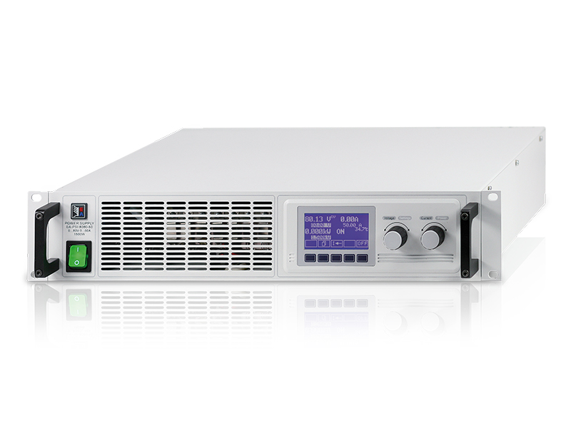 Série PSI 8000 2U de 640 W à 3 kW