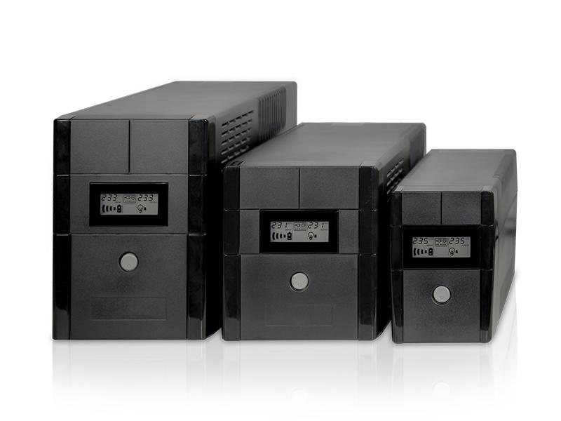 IN-UPS INF-GLCD2 650 AP B