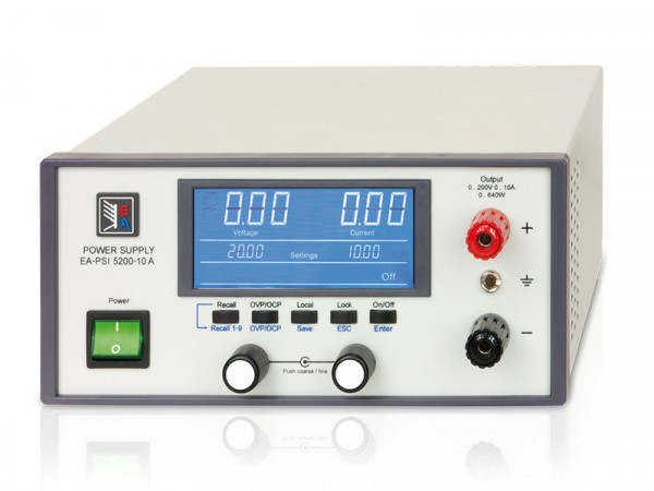 Labornetzgerät 0..40V/0..40A/640W