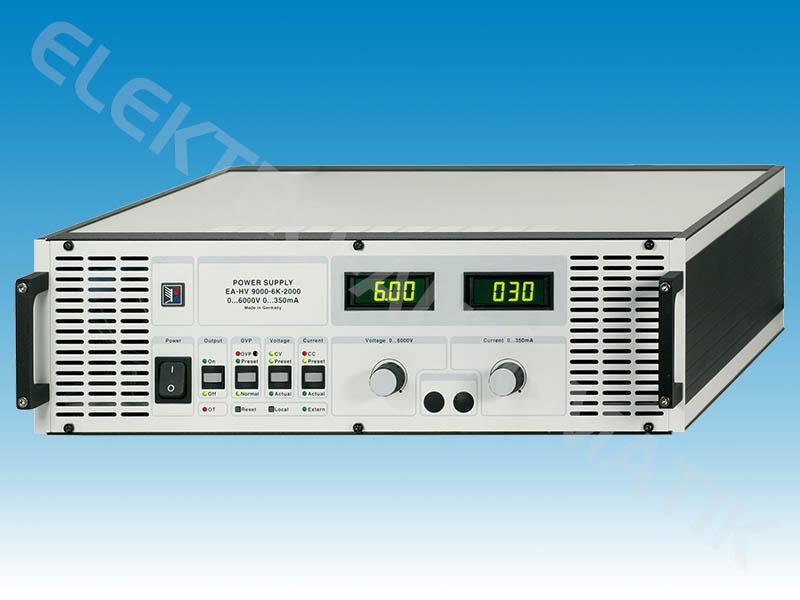 """EA-LOE HV 9000-1K2-2000 Tisch / 19"""""""