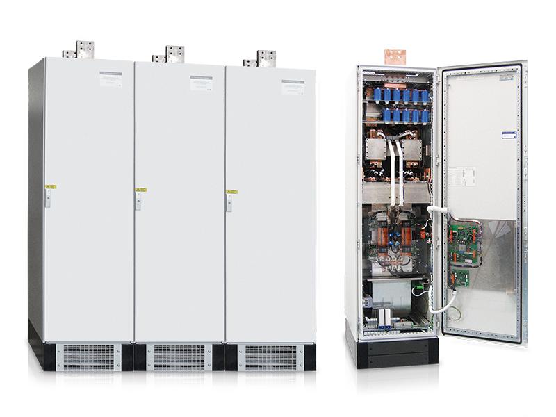 Serie PS 1000<br>Hochleistung bis zu 300 kW