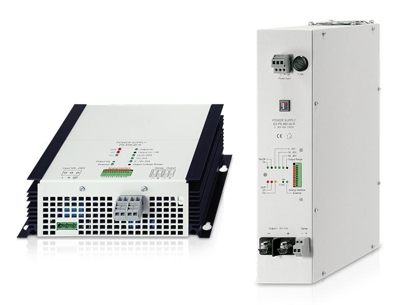 Serie PS 800 R<br>Industrienetzgeräte<br>320 W bis 5 kW