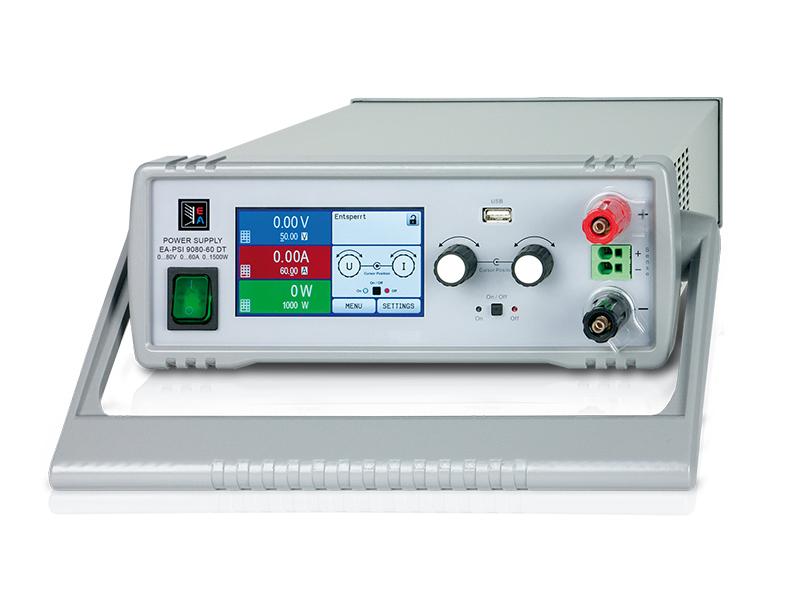 Serie PSI 9000 DT 320 W hasta 1,5kW