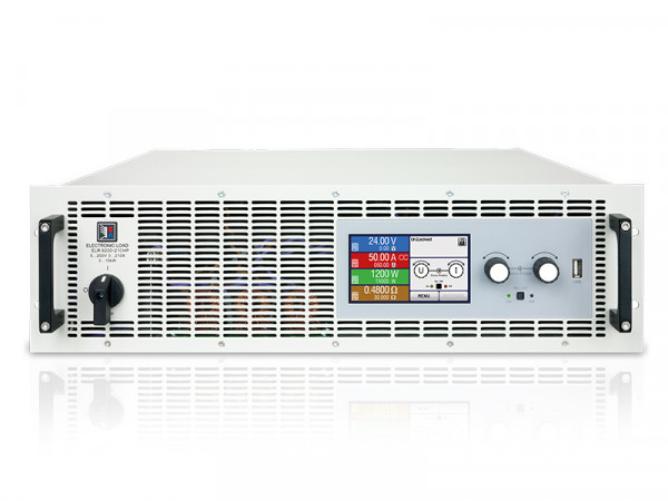 Elektronische Last 0...360 V/0...80 A