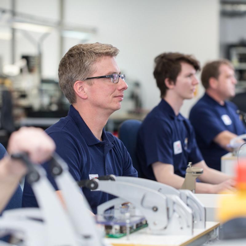 ea Fertigung Baugruppen Pruefung